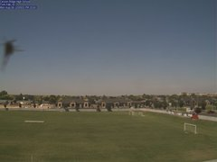 view from Canyon Ridge High School on 2018-08-06
