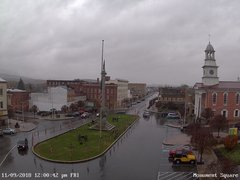 view from 13 East Market Street - Lewistown PA (west) on 2018-11-09