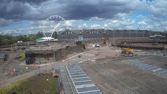 view from Dalmarnock 3 on 2018-07-30