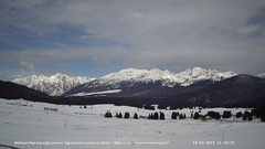 view from Pian Cansiglio - Casera Le Rotte on 2019-03-19