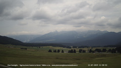 view from Pian Cansiglio - Casera Le Rotte on 2019-07-11
