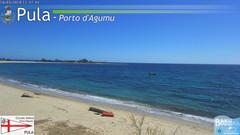 view from Porto d'Agumu on 2019-03-16