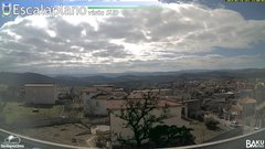 view from Escalaplano on 2019-02-18