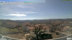 view from Escalaplano on 2019-03-04