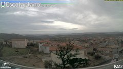 view from Escalaplano on 2019-03-11