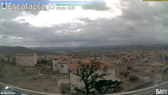 view from Escalaplano on 2019-03-13
