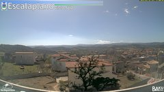 view from Escalaplano on 2019-03-16