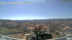 view from Escalaplano on 2019-03-17