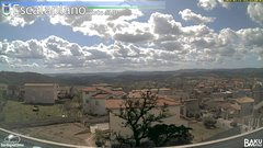 view from Escalaplano on 2019-03-19