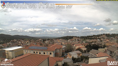 view from Sant'Andrea Frius on 2019-03-20