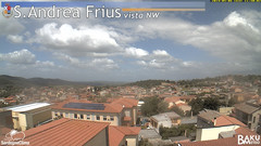 view from Sant'Andrea Frius on 2019-05-06