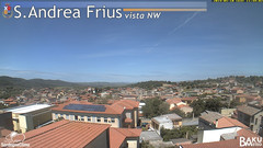 view from Sant'Andrea Frius on 2019-05-10
