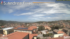 view from Sant'Andrea Frius on 2019-05-11
