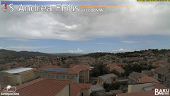 view from Sant'Andrea Frius on 2019-05-19