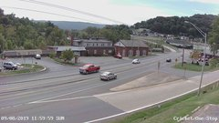 view from Electric Avenue - Lewistown on 2019-09-08