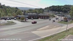view from Electric Avenue - Lewistown on 2019-09-20