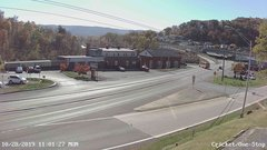 view from Electric Avenue - Lewistown on 2019-10-28