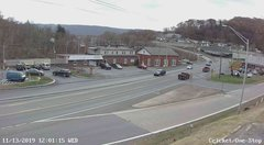 view from Electric Avenue - Lewistown on 2019-11-13