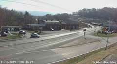 view from Electric Avenue - Lewistown on 2019-11-15