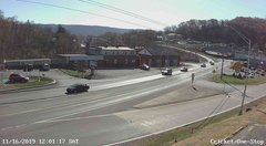 view from Electric Avenue - Lewistown on 2019-11-16