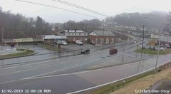 view from Electric Avenue - Lewistown on 2019-12-02