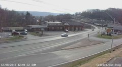 view from Electric Avenue - Lewistown on 2019-12-08