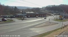 view from Electric Avenue - Lewistown on 2019-12-11