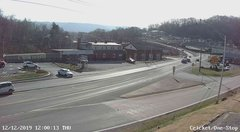 view from Electric Avenue - Lewistown on 2019-12-12