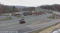 view from Electric Avenue - Lewistown on 2020-01-27