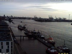 view from Altona Osten on 2019-10-19