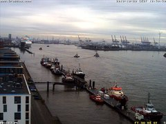 view from Altona Osten on 2019-10-20