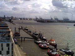 view from Altona Osten on 2020-05-24
