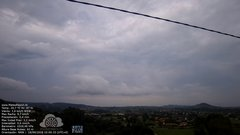 view from MeteoReocín on 2019-09-18