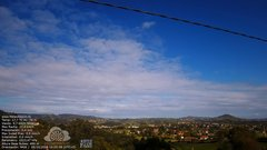 view from MeteoReocín on 2019-10-09