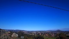 view from MeteoReocín on 2019-10-10