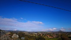 view from MeteoReocín on 2019-10-17