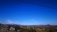 view from MeteoReocín on 2019-10-28