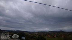 view from MeteoReocín on 2019-11-06