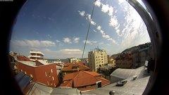 view from Oss. Meteorologico di Gabicce Mare e Cattolica on 2019-09-18