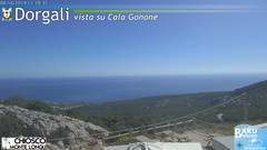 view from Monte Longu on 2019-10-08