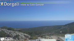 view from Monte Longu on 2019-10-09