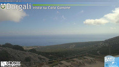 view from Monte Longu on 2019-10-12