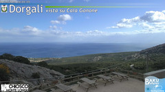view from Monte Longu on 2019-11-28