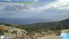 view from Monte Longu on 2019-11-29