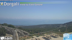 view from Monte Longu on 2020-07-27