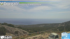 view from Monte Longu on 2020-08-03