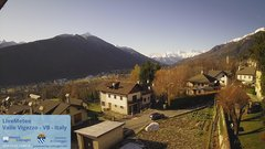 view from Valle Vigezzo on 2019-12-03
