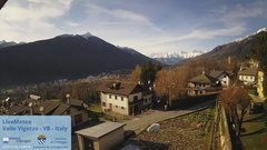 view from Valle Vigezzo on 2019-12-05