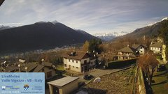 view from Valle Vigezzo on 2019-12-08