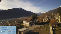 view from Valle Vigezzo on 2019-12-31